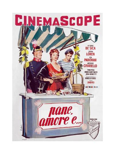 Scandal in Sorrento, 1955--Giclee Print