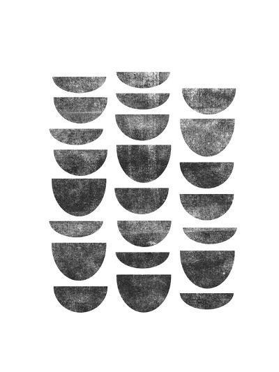 Scandanavian Geometry-Brett Wilson-Art Print