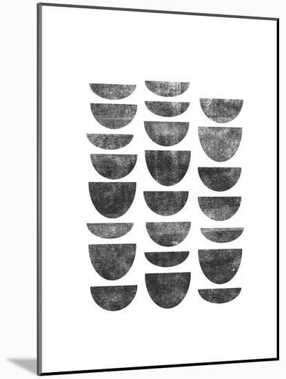 Scandanavian Geometry-Brett Wilson-Mounted Giclee Print