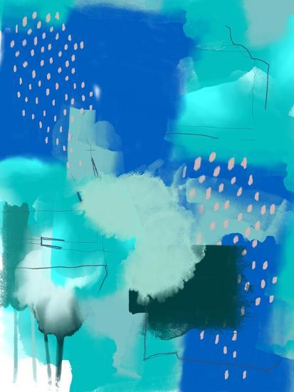 Scandi Abstract-Urban Epiphany-Art Print