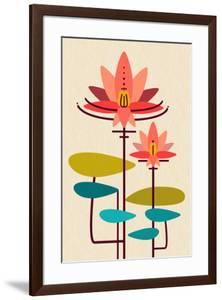 Scandinavian Lotus (White)