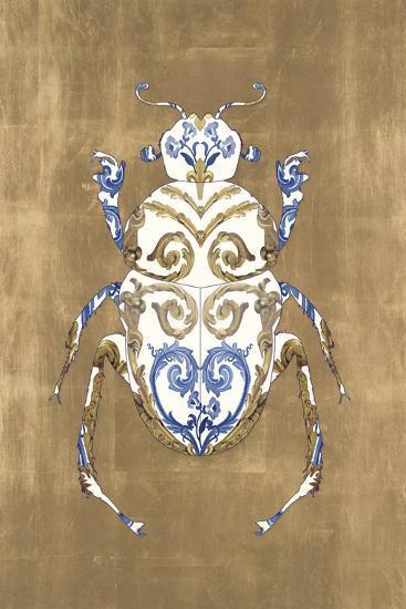 Scarabeo Dorato II-Amy Shaw-Giclee Print
