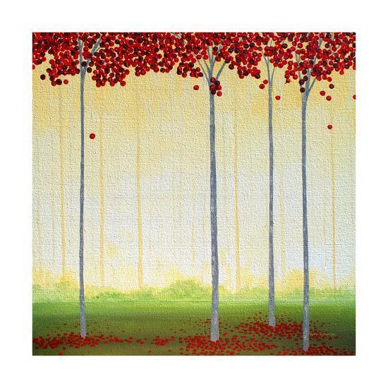 Scarlet Grove-Herb Dickinson-Art Print