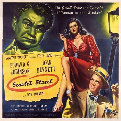 Scarlet Street, 1945--Giclee Print