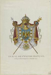 Sceau de l'Empire français