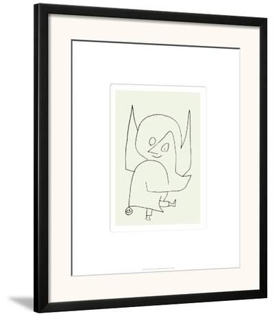 Scellen-Engel, c.1939-Paul Klee-Framed Art Print
