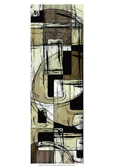Scene Change V-James Burghardt-Art Print