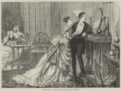 Scene from Lady Flora, at the Court Theatre-David Henry Friston-Giclee Print