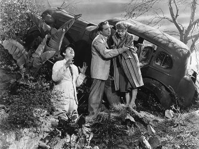 Scene from Now, Voyager, Warner Brothers Film, 1942-Irving Rapper-Giclee Print