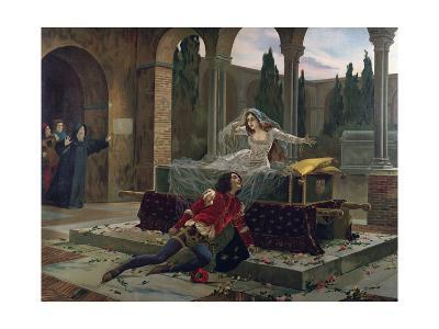 Scene from Romeo and Juliet--Giclee Print