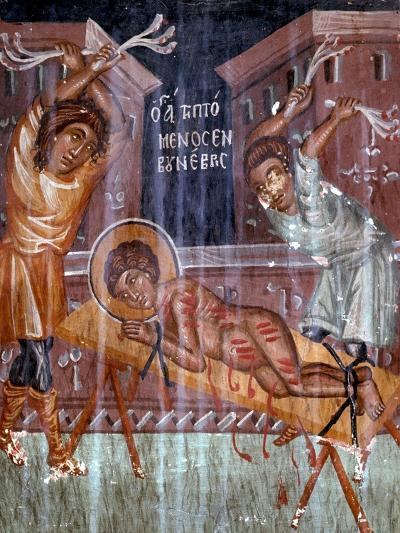 Scene from the Martyrdom of St George-Symeon Axenti-Giclee Print