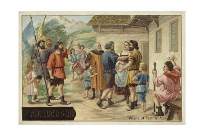 Scene from William Tell--Giclee Print