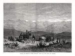 Scene in Bolivia, 1877