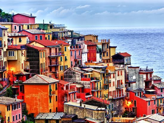 Scenes from Cinque Terra, Italy-Richard Duval-Photographic Print