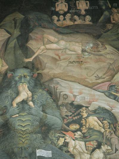 Scenes from the 'Inferno'-Giovanni Da Modena-Giclee Print