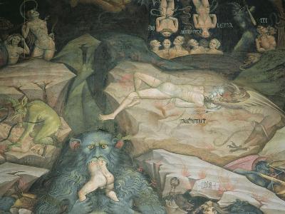 Scenes from the 'Inferno'-Giovanni Da Modena-Giclee Print