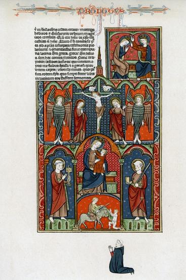 Scenes from the Life of Jesus, 1260-1270--Giclee Print