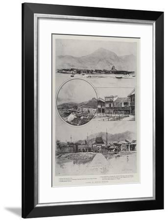 Scenes in British Kowloon-Joseph Holland Tringham-Framed Giclee Print