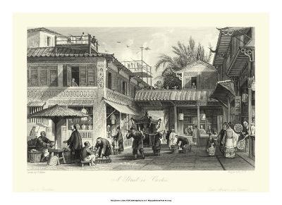 Scenes in China VIII-T^ Allom-Giclee Print