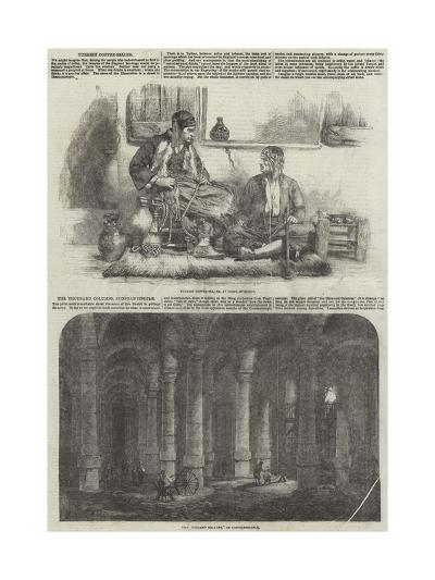 Scenes in Constantinople--Giclee Print