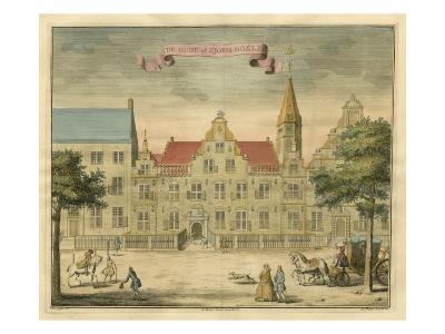 Scenes of the Hague II-G^ Van Der Giessen-Art Print