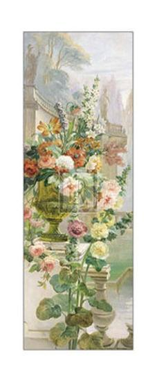 Scenic Panel I-P^ Galland-Art Print