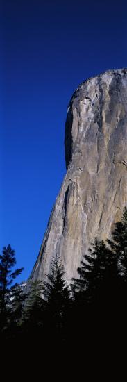 Scenic View El Capitan-Jeff Foott-Photographic Print