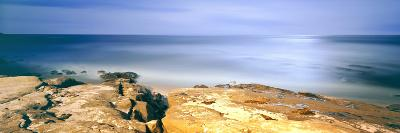Scenic View of a Coast, Windansea Beach, La Jolla, San Diego, San Diego County, California, Usa--Photographic Print