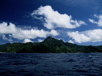 Scenic View of American Samoa-Wolcott Henry-Photographic Print