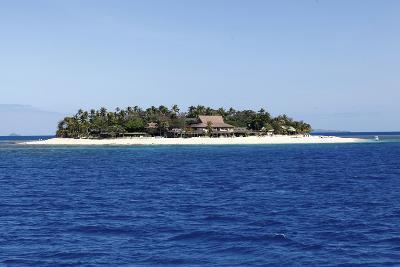 Scenic View of Beachcomber Island in Fiji-Jill Schneider-Photographic Print