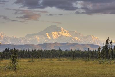 Scenic View of Mount Mckinley, Alaska-Design Pics Inc-Photographic Print
