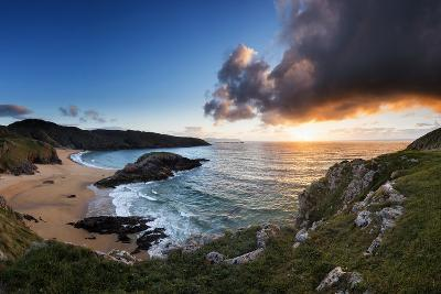 Scenic View of Murder Hole Beach in Donegal, Ireland-Chris Hill-Photographic Print