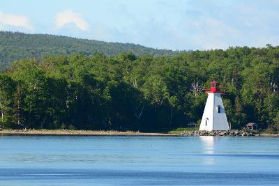 Scenic View of the Kidston Island Lighthouse-Darlyne A^ Murawski-Photographic Print