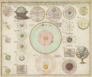 Schematics, Mathematics & Geography Chart