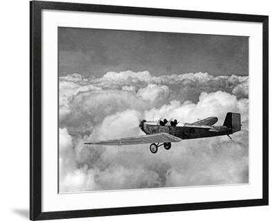 A Klemm L25A in Flight, 1930