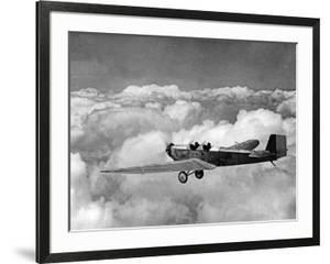 A Klemm L25A in Flight, 1930 by Scherl