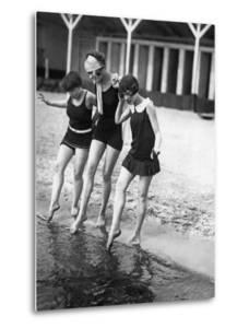 1920's Swimwear by Scherl S?ddeutsche Zeitung Photo