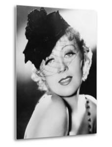 Hat Fashion for Women, 1936 by Scherl S?ddeutsche Zeitung Photo