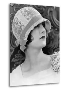 Hat Fashion for Women, 1927 by Scherl Süddeutsche Zeitung Photo