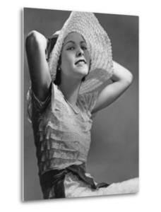 Hat Fashion for Women, 1934 by Scherl Süddeutsche Zeitung Photo
