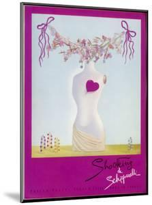 "Schiaparelli ""Shocking"" - Perfume, Powder and Lipstick"