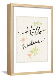 Hello Sunshine by Schlabach Sue