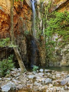 Emma Falls, Emma Gorge, Kimberley, Western Australia, Australia, Pacific by Schlenker Jochen