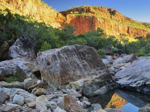 Emma Gorge, Kimberley, Western Australia, Australia, Pacific by Schlenker Jochen