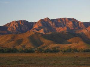 Flinders Ranges, Flinders Ranges National Park, South Australia, Australia, Pacific by Schlenker Jochen