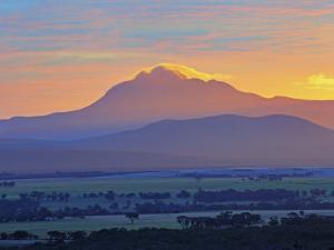 Sunrise, Stirling Range, Stirling Range National Park, Western Australia, Australia, Pacific by Schlenker Jochen
