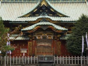 Ueno Toshogu Shrine, Tokyo, Central Honshu, Japan by Schlenker Jochen
