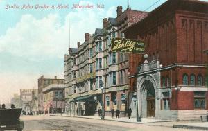 Schlitz Palm Garden and Hotel, Milwaukee, Wisconsin