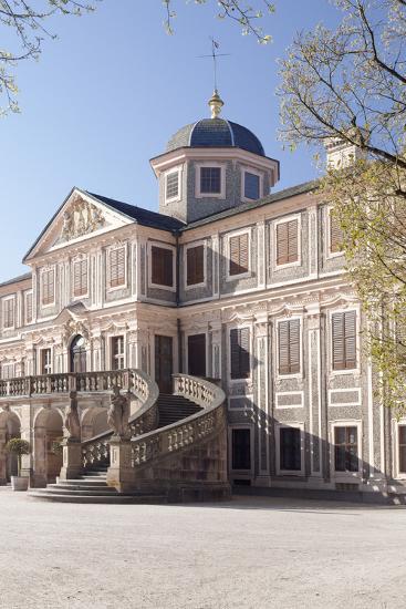 Schloss Favorite Castle, Rastatt, Black Forest, Baden-Wurttemberg, Germany, Europe-Markus Lange-Photographic Print