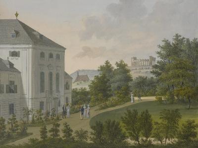 Schloss Hunyadi, Maria Enzersdorf, C.1815-Balthasar Wigand-Giclee Print